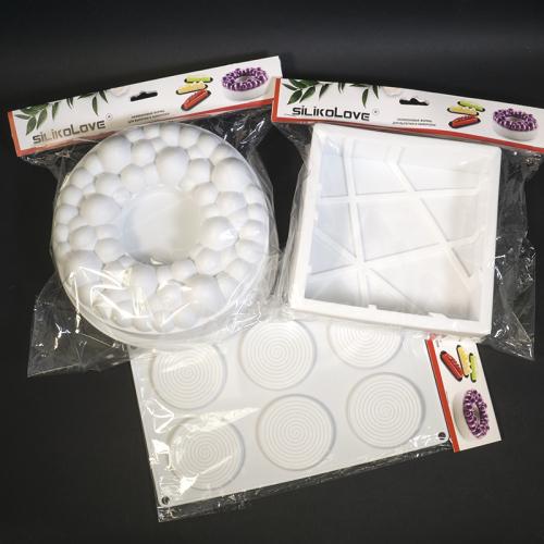 Форма для муссовых тортов Воздушные пузыри, 29*8 см