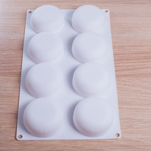 Форма для муссовых десертов Stone 8 ячеек