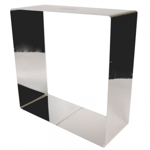 Квадрат для выпечки L=22 см, h=10 см