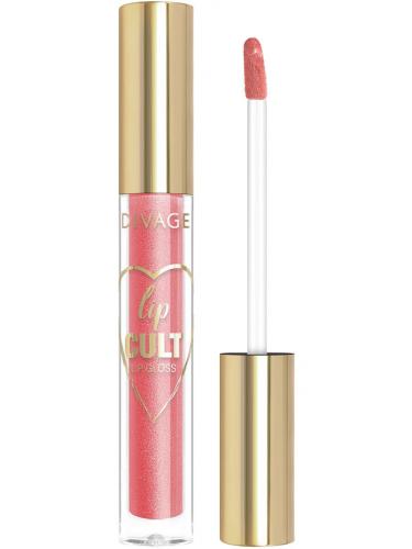 Divage Блеск для губ Gloss Lip Cult 12