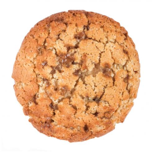 Печенье Арахисовая паста и карамель