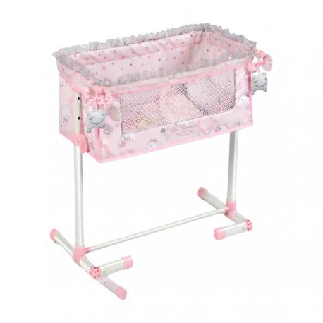 51234 Кроватка для куклы серии Мария с опускающимся бортиком, 50 см