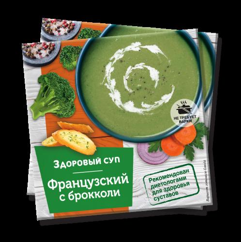 Здоровый суп