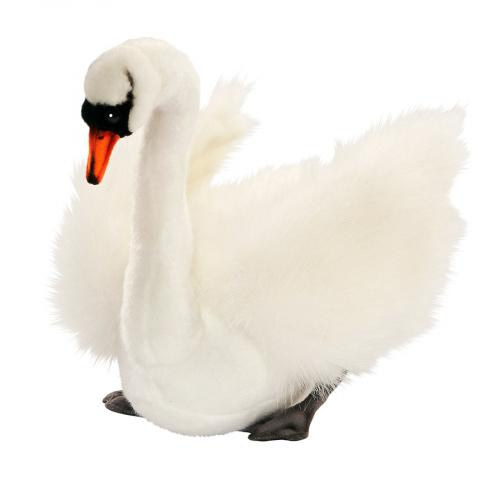 4085 Лебедь белый, 27 см