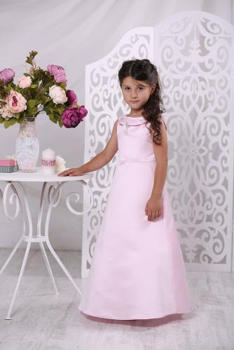 1260р.2100р.Платье для девочки А17-4 Леди розовый