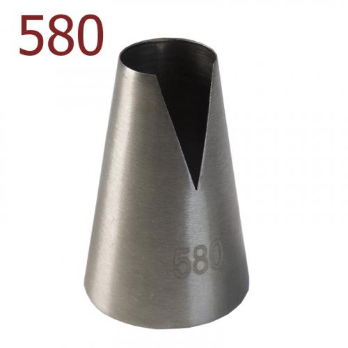 Насадка кондитерская № 580
