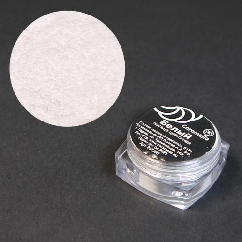 Пыльца кондитерская Белая Caramella 4 гр