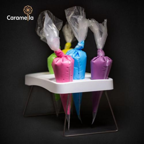 Мешки кондитерские профессиональные Caramella 55 см, рулон 10 шт.