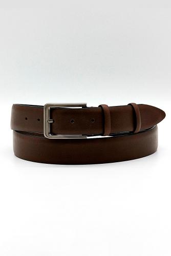 Ремень #268065Св. коричневый