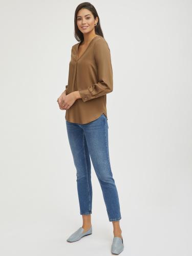 Блуза из мягкой вискозы