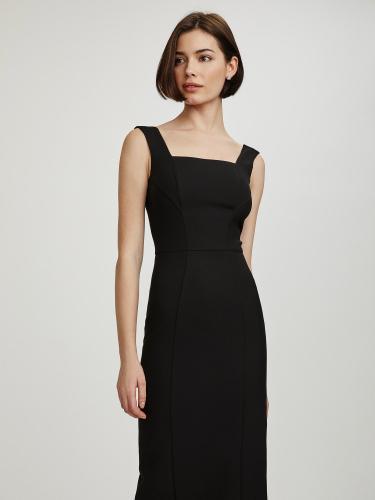 Платье со съемным болеро