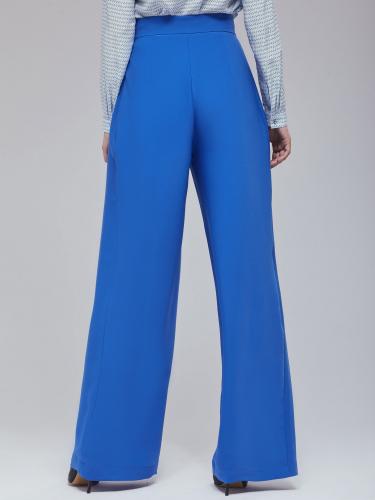 Широкие брюки из струящейся ткани