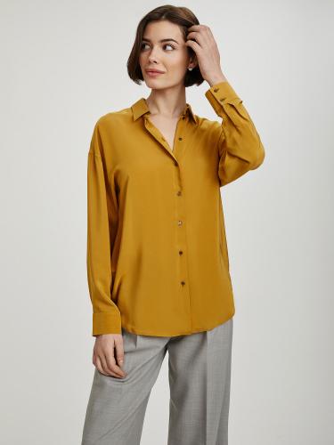 Рубашка из легкой ткани