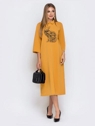 Платье 17644
