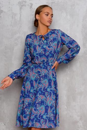 Платье 4645