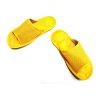 Массажные детские тапочки Желтые