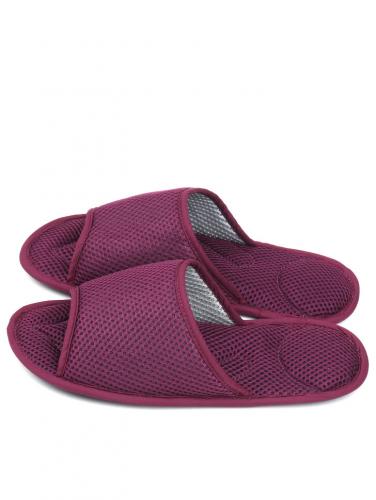 Массажные тапочки Релаксы фиолетовые