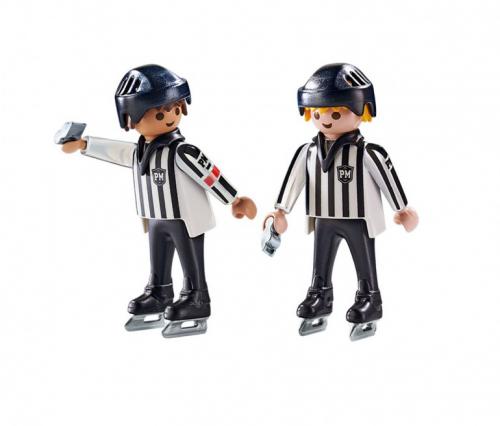 6 шт. доступно к заказу/ДУО: Хоккейные арбитры