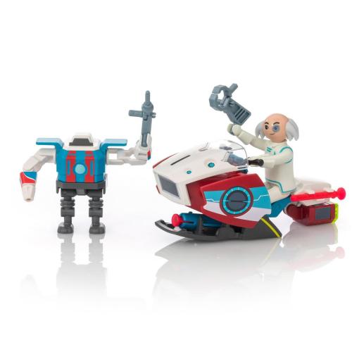 3 шт. доступно к заказу/Супер4: Скайджет с Доктором Х и Робот