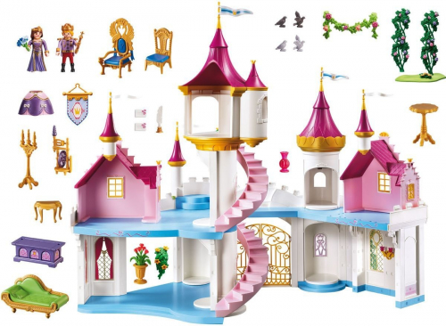 5 шт. доступно к заказу/Замок Принцессы: Большой Замок Принцессы