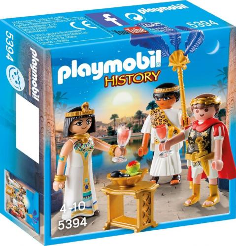 13 шт. доступно к заказу/Римляне и Египтяне: Цезарь и Клеопатра