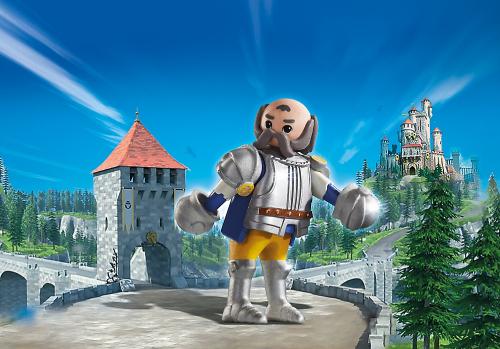 7 шт. доступно к заказу/Супер4: Королевский страж Сэра Ульфа