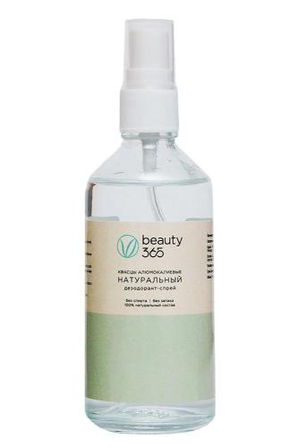 Beauty 365 Дезодорант минеральный натуральный 100 мл