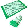 Акупунктурный набор аппликатор Кузнецова зеленый валик+коврик