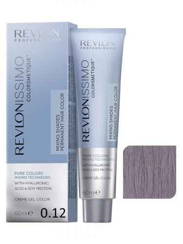 RP RCS Pure Colors 0,12 Перламутровый Пепельный 60мл