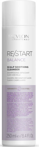 RESTART BALANCE SCALP SOOTHING CLEANSER Мягкий шампунь для чувствительной кожи головы, 250 мл