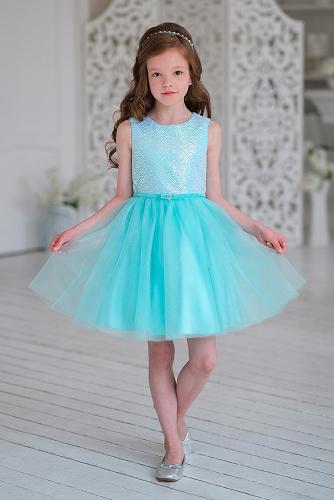 Платье #248925Мятный