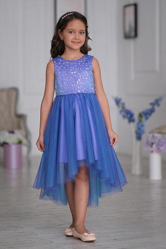 Платье #248922Фиолетовый