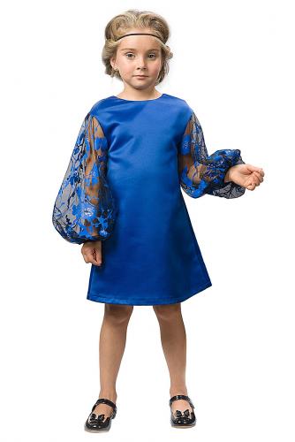 Платье #161278Индиго