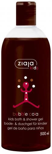 Детский гель для ванны и душа Bubble Cola Ziaja   Kids bath & shower gel Bubble Cola Ziaja500 мл