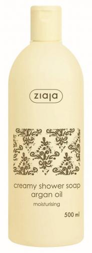 Крем-мыло для душа «Аргановое масло» Ziaja   Argan oil creamy shower soap Ziaja500 мл