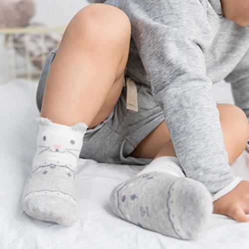Набор детских носков «Тоторо», 4 пары C56524