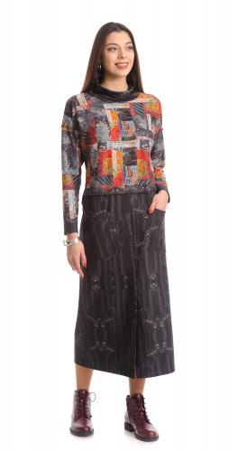 Платье 9129 870