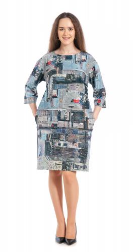 Платье 9136 876