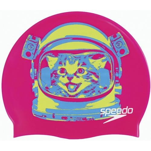 SPEEDO Junior Slogan Cap шапочка дет, (A247) набор
