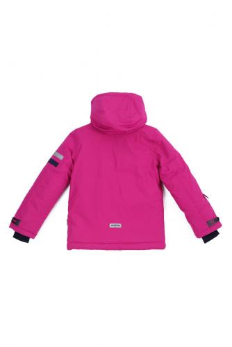 Куртка #104799Фиолетовый