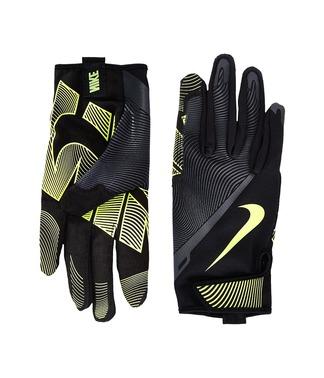 1383р. 3590р. NIKE MEN'S LUNATIC TRAINING GLOVES XL BLACK/ANTHRACITE/VOLT, мужские перчатки для зала, (079) черн/желт