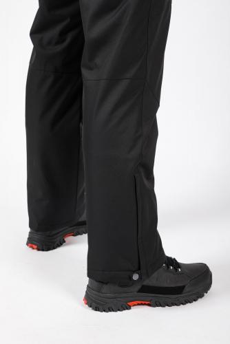 Брюки г/л HIGH 9551 черный