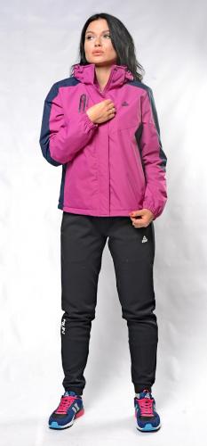 2480р. 2756р. Куртка PEAK F283178 розовый