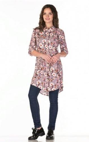 Платье-туника Камелия