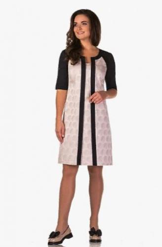 Платье Мерион розовый