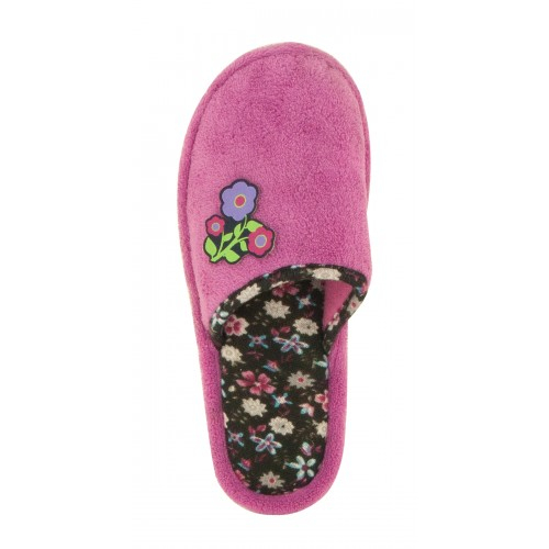 Бронь 1 ряд!   186 259 Обувь женская домашняя (тапочки) 135-8214