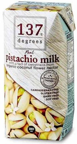 Фисташковое молоко 137 Degrees, 180 мл