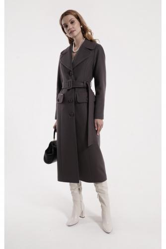 Д-2003 дл. Пальто женское