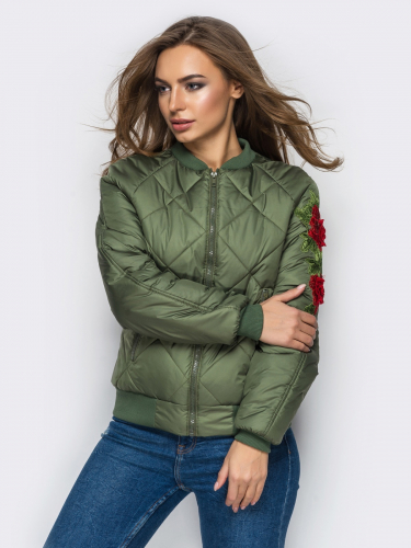 Куртка демисезонная 87066/2