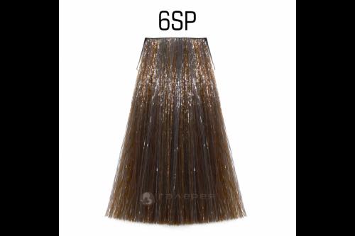 Соколор Бьюти, стойкая крем-краска для волос, оттенок 6 SP, 90 мл